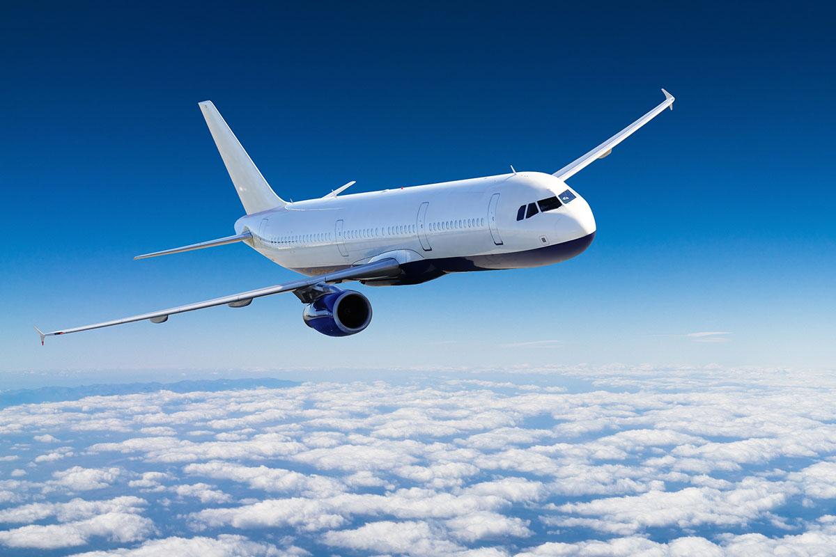Anreise mit dem Flugzeug, Flachau