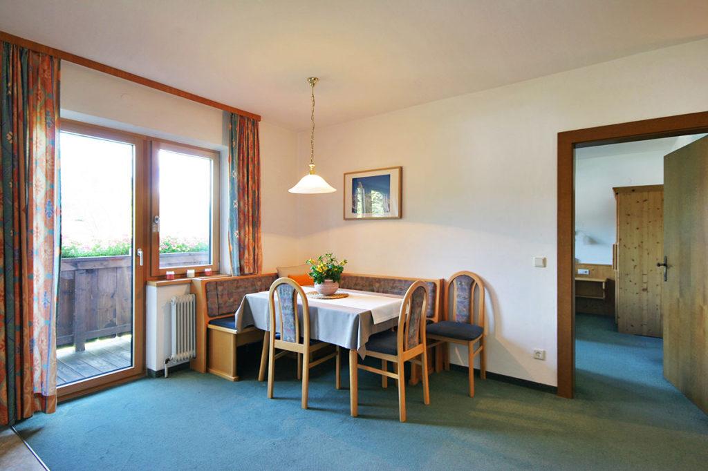 Schlafzimmer - Ferienwohnung in Flachau für 3 - 6 Personen