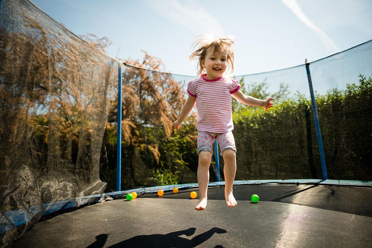 Kinderspielplatz · Inklusivleistungen in den Ferienwohnungen in Flachau