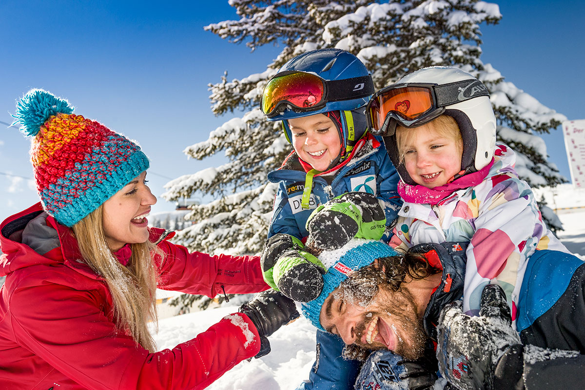 Skifahren im Winterurlaub & Skiurlaub in Flachau, Ski amadé