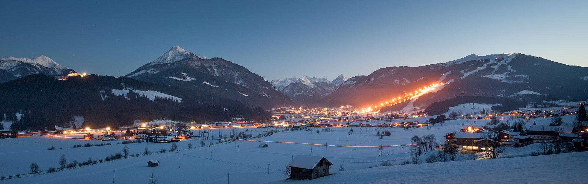 Winterurlaub & Skiurlaub in Flauchau