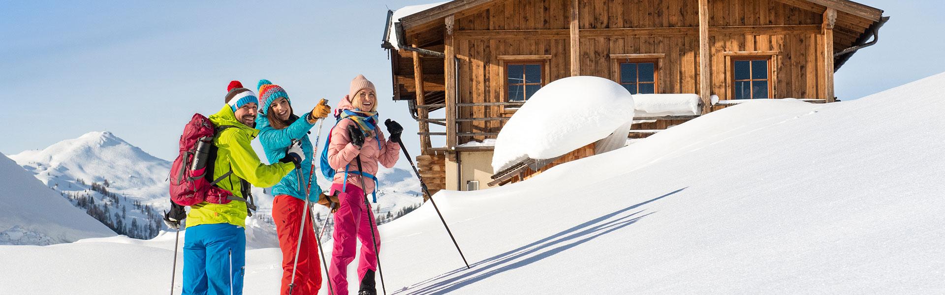 Winterurlaub & Skiurlaub in Flachau, Ski amadé